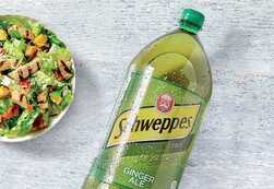 Schweppes Gingerale® (4 Pack Cans)