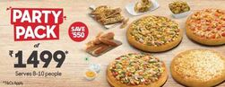 Party Combo For 8-10 ( Save Rs.550)