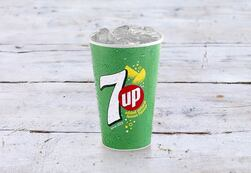 7up Glass