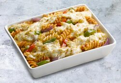 Spanish Tomato Veg Pasta