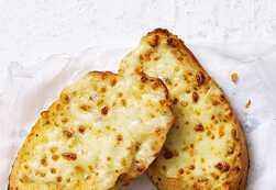 2 Pains à l'ail mozzarella
