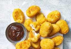 Chicken Croqs