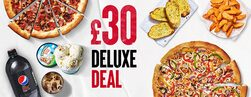 £30 Stuffed Crust Deal