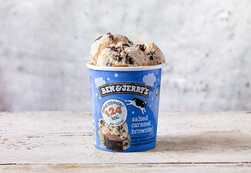 Ben & Jerry's Moo-Phoria Salted Caramel Brownie Ice Cream 465ml