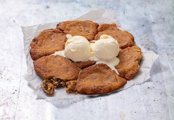Ultimate Sharing Chocolate Chip Cookie Dough