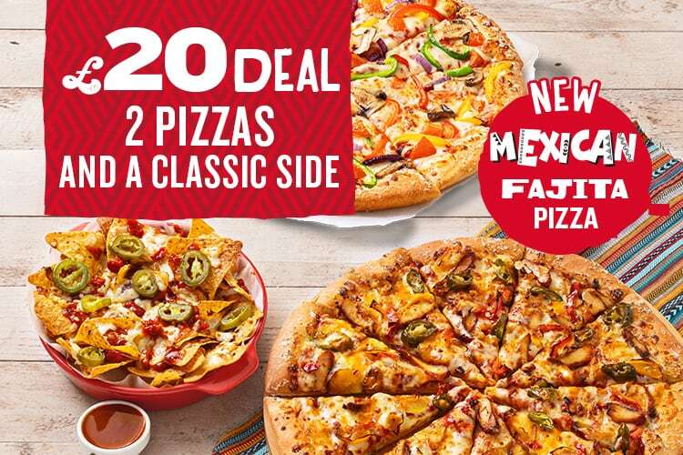 Pizza Hut Rotherham Pizza Near You Order Online From