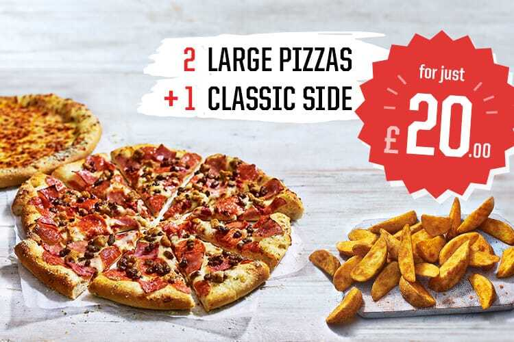Pizza Hut Shrewsbury Delivery Pizza Deals Order Online