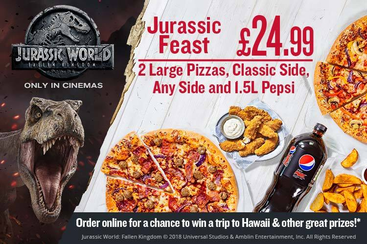 Pizza Hut Whitton Delivery Pizza Deals Order Online With